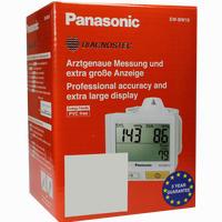 Panasonic Ew-Bw10 Handgelenk-Blutdruckmesser 1 Stück