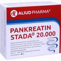 Abbildung von Pankreatin Stada 20.000 Kapseln 200 Stück