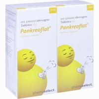 Abbildung von Pankreoflat Tabletten 200 Stück
