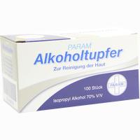 Param Alkoholtupfer  100 Stück