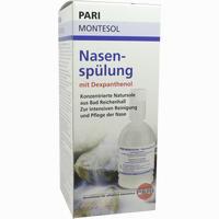 Pari Montesol Nasenspülung  Lösung 250 ml