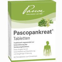 Abbildung von Pascopankreat Tabletten Filmtabletten 40 Stück