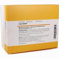 Abbildung von Pascorbin (750mg Ascorbinsäure/5ml) Ampullen 100 x 5 ml