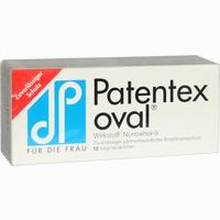 Patentex Oval  Ovula 12 Stück