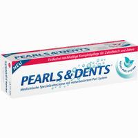 Abbildung von Pearls & Dents Spezialzahncreme mit Natürlichem Perlsystem  100 ml