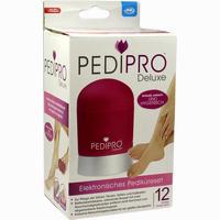Pedipro Deluxe Elektrischer Hornhautentferner 1 Stück