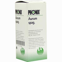 Phönix Aurum Spag.  Tropfen 100 ml