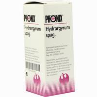 Phönix Hydrargyrum Spag.  Tropfen 100 ml