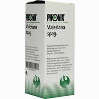 Phönix Valeriana Spag.  Tropfen 50 ml