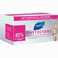 Abbildung von Phyto Phytocyane Kur bei Haarausfall Ampullen 12 x 7.5 ml