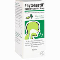 Abbildung von Phytohustil Hustenreizstiller Sirup  150 ml
