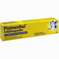 Abbildung von Pinimenthol Erkältungssalbe  100 g