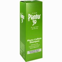 Abbildung von Plantur 39 Coffein- Shampoo  250 ml