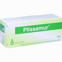 Abbildung von Plissamur Dragees 50 Stück