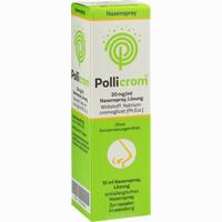 Abbildung von Pollicrom 20mg/Ml Nasenspray 15 ml