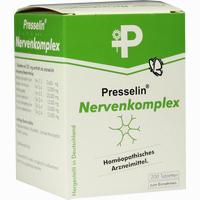 Presselin Nervenkomplex  Tabletten 200 Stück