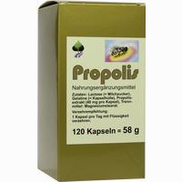 Abbildung von Propolis  Kapseln 120 Stück