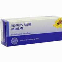 Abbildung von Propolis Salbe Hanosan  30 g