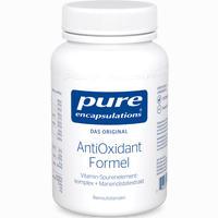 Abbildung von Pure Encapsulations Antioxidant Formel Kapseln 120 Stück
