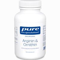 Abbildung von Pure Encapsulations Arginin + Ornithin Kapseln 90 Stück