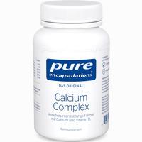 Abbildung von Pure Encapsulations Calcium Complex Kapseln 90 Stück