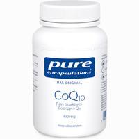 Abbildung von Pure Encapsulations Coenzym Q10 60mg Kapseln 250 Stück