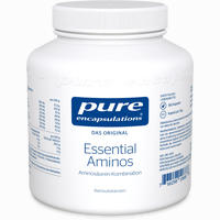 Abbildung von Pure Encapsulations Essential Aminos Kapseln 180 Stück