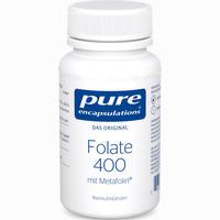 Abbildung von Pure Encapsulations Folate 400 Kapseln 90 Stück