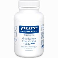 Abbildung von Pure Encapsulations Glucosamin + Chondroitin + Msm Kapseln 120 Stück