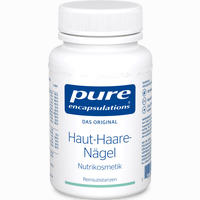 Abbildung von Pure Encapsulations Haut- Haare- Naegel Kapseln 180 Stück