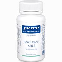 Abbildung von Pure Encapsulations Haut- Haare- Nägel Pure 365 Kapseln 60 Stück