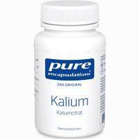 Abbildung von Pure Encapsulations Kalium (kaliumcitrat) Kapseln 90 Stück