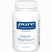 Abbildung von Pure Encapsulations Kalium- Magnesium (citrat) 90 Stück