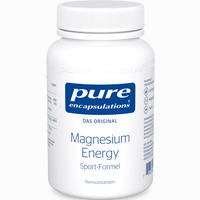 Abbildung von Pure Encapsulations Magnesium Energy Kapseln 60 Stück