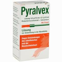 Abbildung von Pyralvex Lösung 10 ml