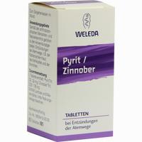 Abbildung von Pyrit Zinnober Tabletten 80 Stück