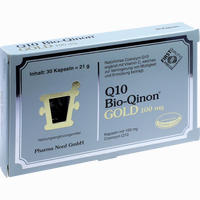 Q10 Bio-qinon Gold 100mg  Kapseln 30 Stück