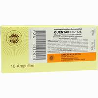 Quentakehl D5  Ampullen 10X1 ml