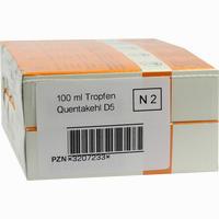 Quentakehl D5  Tropfen 100 ml