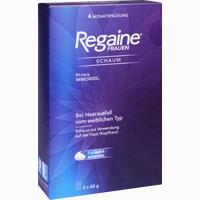 Abbildung von Regaine Frauen Schaum 50mg/g Minoxidil 2x60 G  2 x 60 g