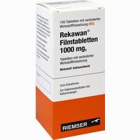 Abbildung von Rekawan Filmtabletten 1000mg  100 Stück