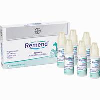 Abbildung von Remend- Cornea Augenpflege- Gel Vet. Augentropfen 6 x 3 ml