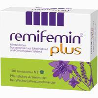 Abbildung von Remifemin Plus Filmtabletten 100 Stück