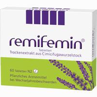 Abbildung von Remifemin Tabletten  60 Stück
