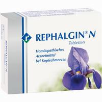 Abbildung von Rephalgin N Tabletten 50 Stück