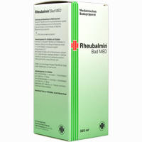 Rheubalmin Bad Med Bad 320 ml