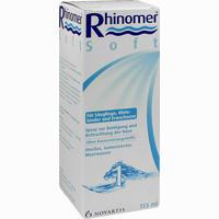 Rhinomer 1 Soft Lösung  115 ml