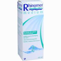Rhinomer 2 Medium Lösung  135 ml