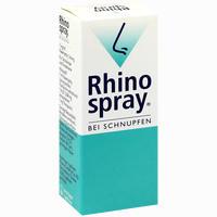 Abbildung von Rhinospray Nasenspray 12 ml