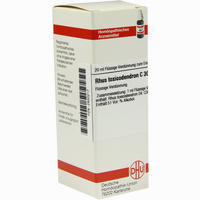 Rhus Toxicodendron C30  Dilution 20 ML